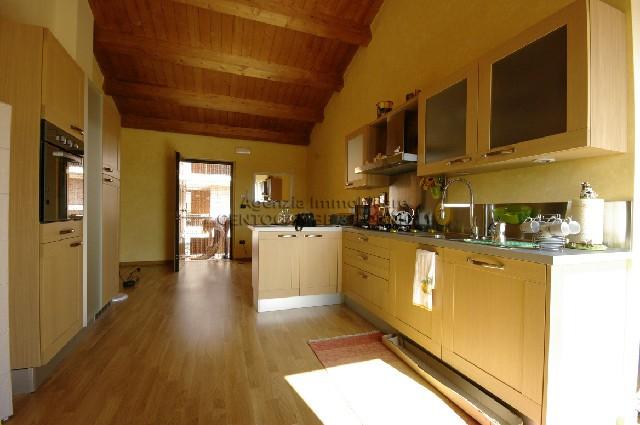 Cucina Soggiorno Mansarda - The Studio Apartments